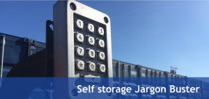 Self-storage-Jargon-Buster